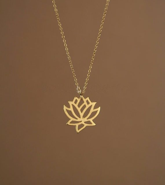 Mandala Design Necklace