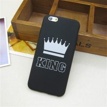 Queen and King Cover for Iphone