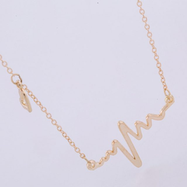 Heart Beat Necklace
