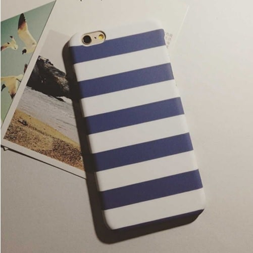 Fashion black and white iPhone cases