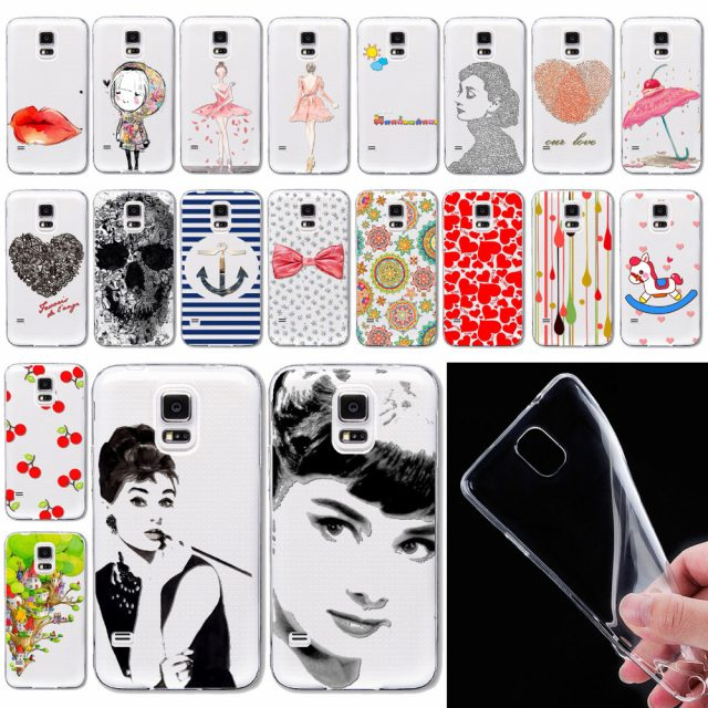 Stylish Phone Case for Samsung Galaxy S5