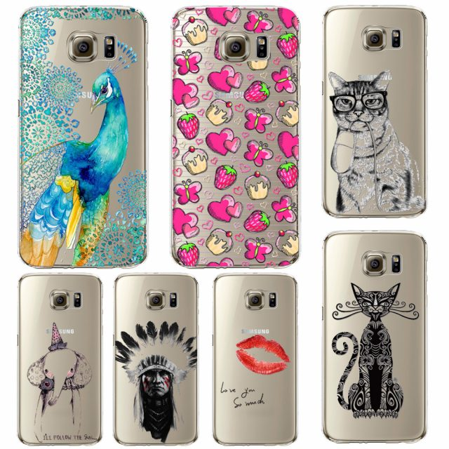 Cool Phone Cases For Samsung Galaxy S4/S5/S6/S6Edge/S6Edge+/S7/S7 edge