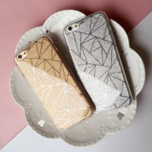 Glitter TPU Rhinestone Phone Case Cover for iPhone