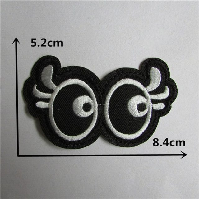 Patch Iron for Clothing (3 pcs/pack)