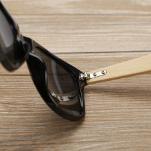 Wood Vintage Sunglasses