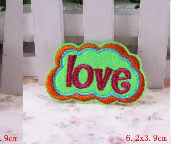 Cute Patches for Clothes Iron On