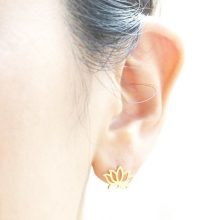 Mandala Design Earrings