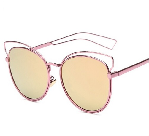 Cat Eye Design Sunglasses