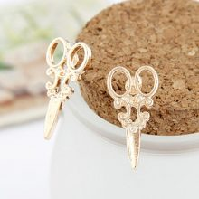 Scissor Shaped Earrings