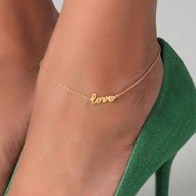 The Love Anklet
