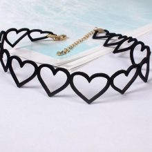 Heart Shape Choker