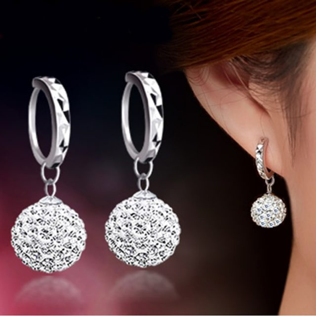 My Princess Ball Earrings
