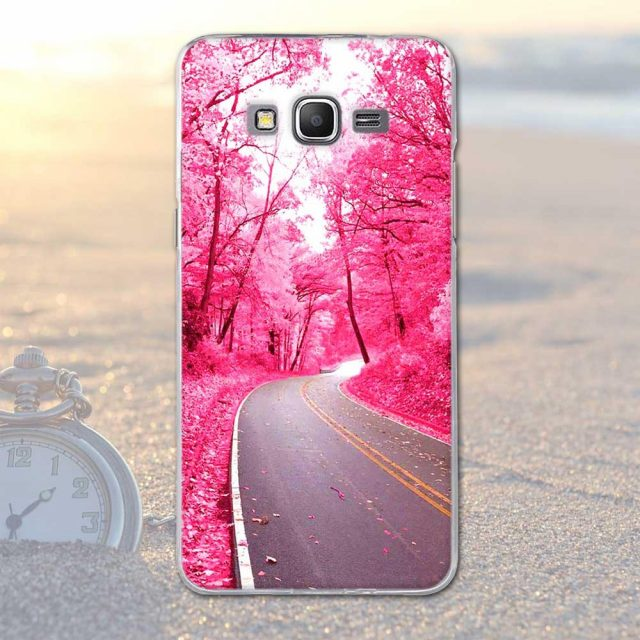 Animal Scenery Retro Style Hard Back Skin Case Cover