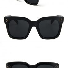 Kim Kardashian Flat Top Sunglasses