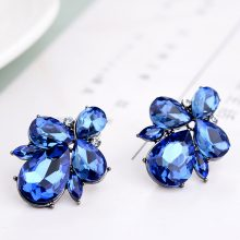 Limited Edition Opal Stone Stud Earrings
