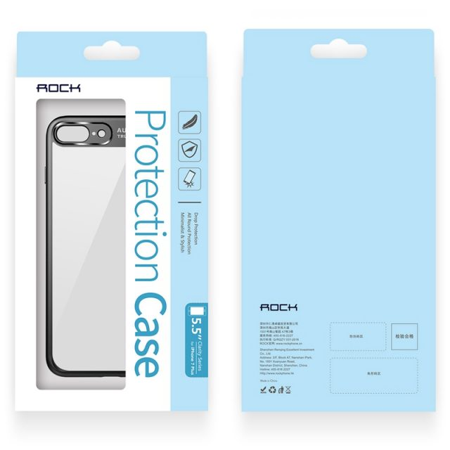 Slim TPU Silicone Case For iPhone