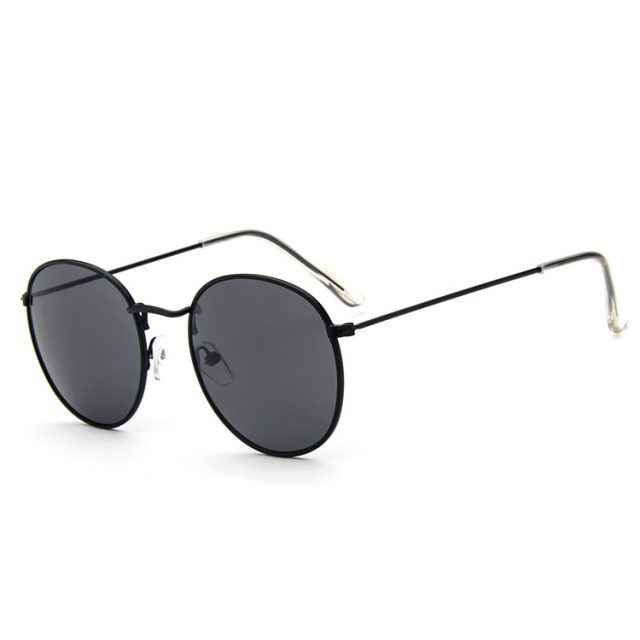 Simply Unique Style Round Sunglasses