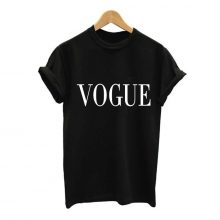 VOGUE Printed T-shirt