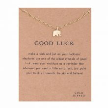 Good Luck Pendant Necklaces