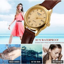 Classic Waterproof Casual Quartz Watches
